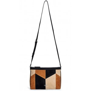Crossbody Guess - Blessings Patchwork Black multi