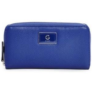 Modrá peněženka G by Guess - Thais Zip - Around Wallet