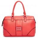 Červená kabelka Guess- Doubt Satchel