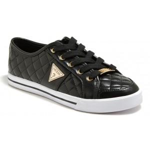Dámské černé tenisky Guess - Brooklee Sneakers vel. 41