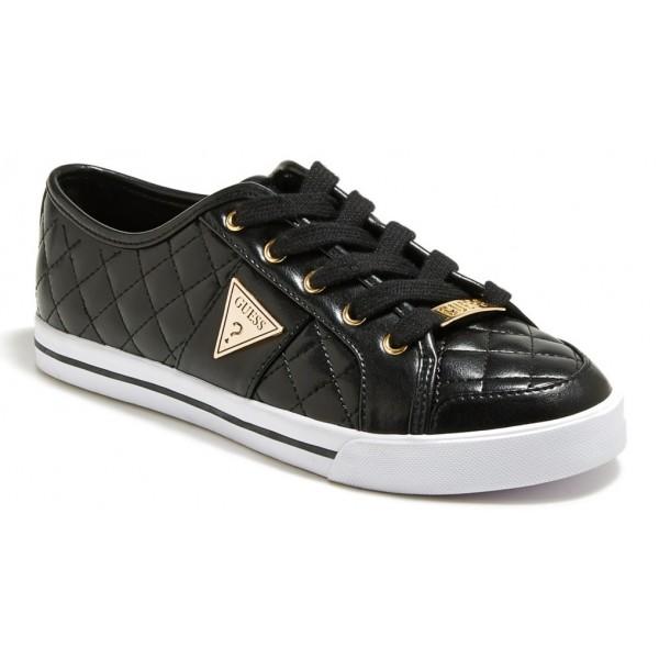 Dámské černé tenisky Guess - Brooklee Sneakers vel. 40 - HMFashion ... aafc70830c