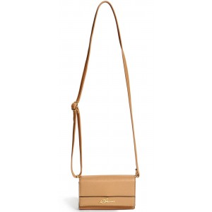 Crossbody Guess - Wallet On String Cognac