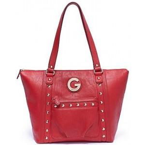 Červená kabelka G by Guess - Remy Tote