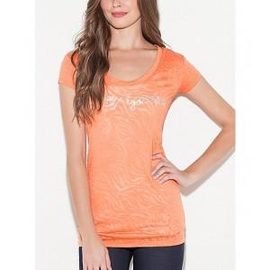 Oranžové tričko G by Guess vel. XS,S,L