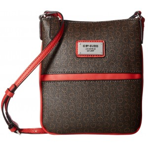 Hnědé crossbody G by Guess - Robin Mini