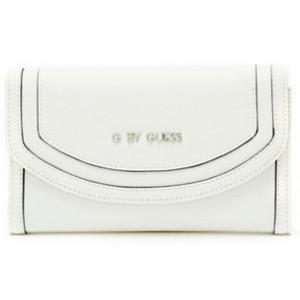 Bílá peněženka G by Guess - Laurentine Checkbook Wallet