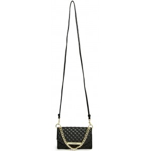 Černé crossbody G by Guess - Taylor Quilted Ted