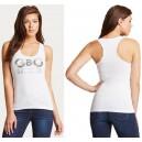 Bílé tílko G by Guess - Lucilla Logo vel. XS,M,L,XL