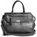 Černá kabelka G by Guess - Truro Satchel